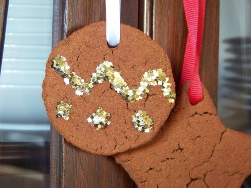 Cinnamon Ornaments An Easy Christmas Project