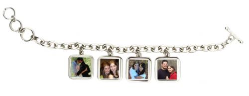 Photo Gift-Charm Bracelet