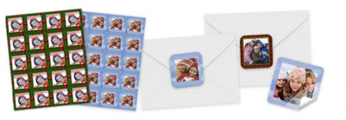 Photo Gift-Costco Stickers