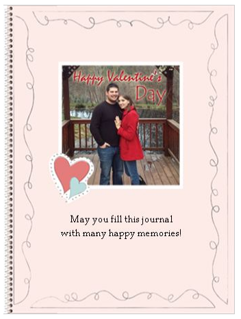 Photo Gift-Journal