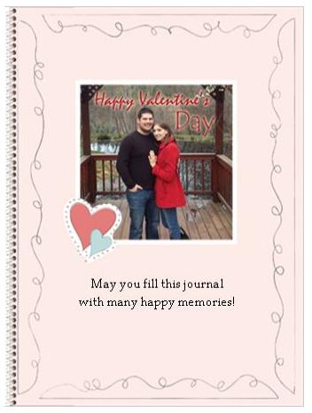 Photo Gift-Journal