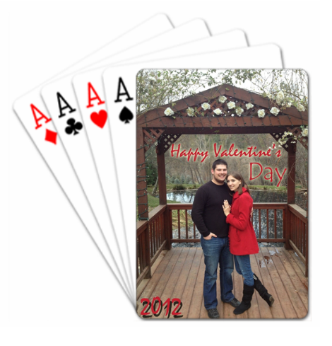 Photo Gift-Playing Cards