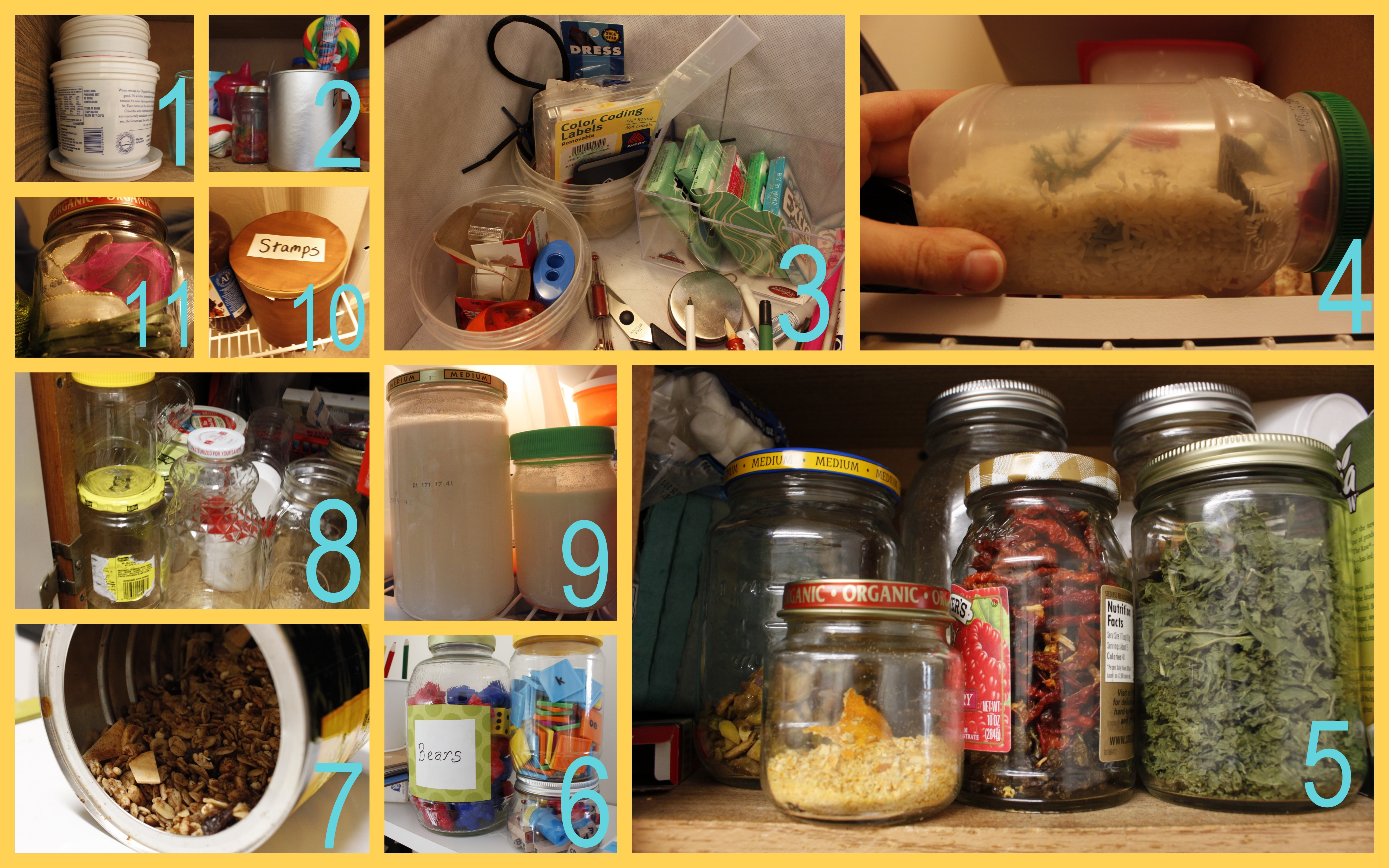 images How to Reuse Baby Food Jars