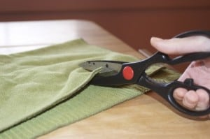 How Can We Reuse Old Towels? A Repurposing Project