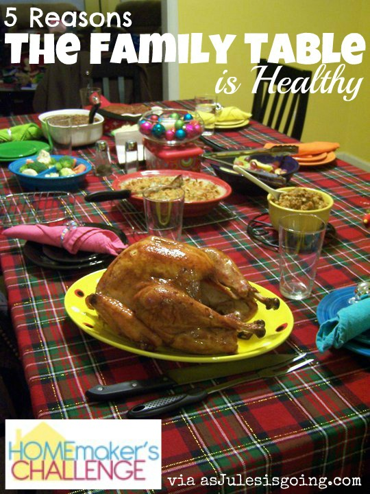 family meal table, family, meals