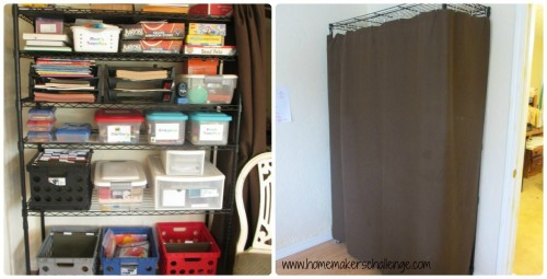Organize for school in a small space - Organize small space property ...