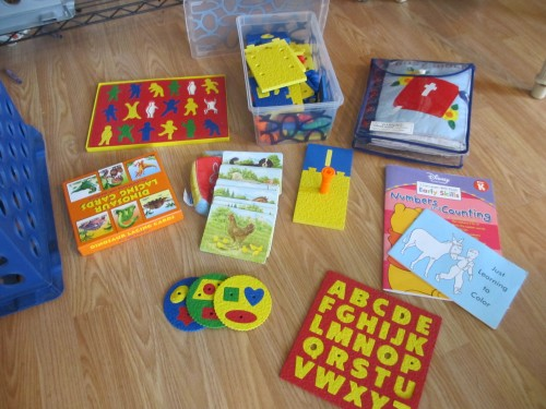 Activities for Pre-Schoolers While Homeschooling