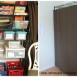 Organize for School In A Small Space