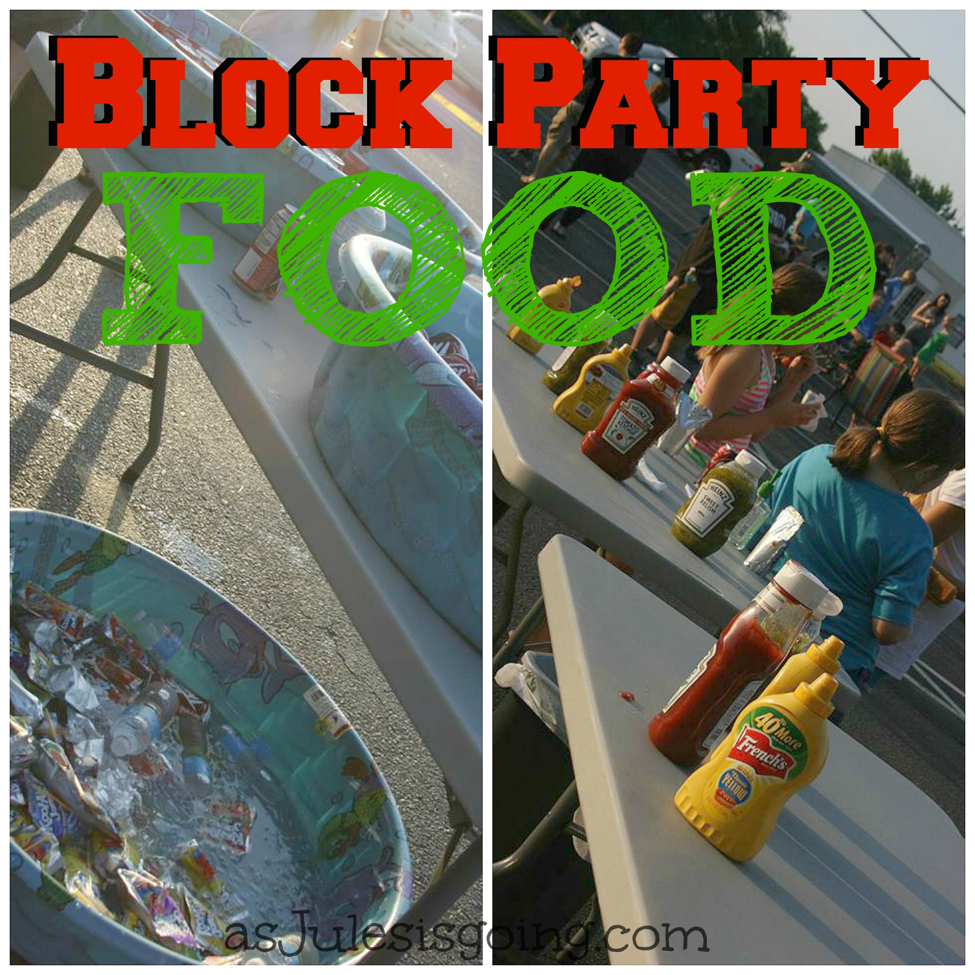 Block Party Food