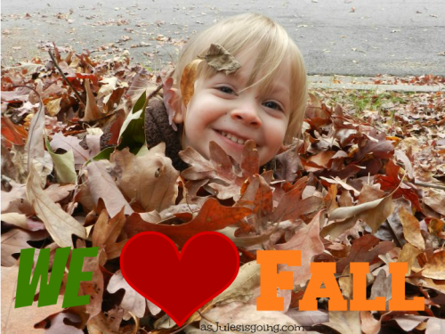 We LOVE Fall