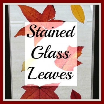 Stained-Glass-Leaves craft round up at Homemakers Challenge
