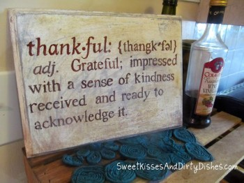 Thanksgiving craft round up at Homemakers Challenge