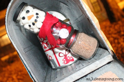 Make Treats for your Mail Carriers and Trash Collectors