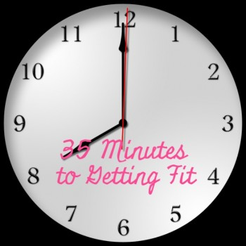35 Minutes to Getting Fit at Homemaker's Challenge