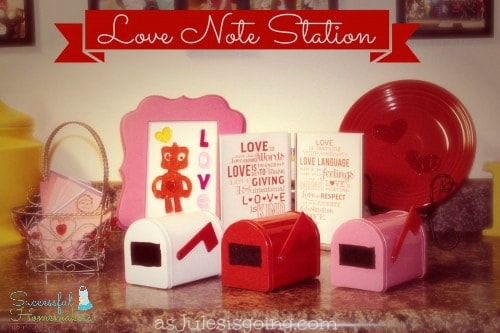 Love Note Station