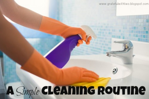 cleaninghome