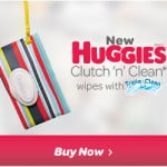 Baby wipes- they're not just for babies!