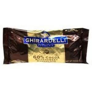 Ghiradelli dark chocolate chips