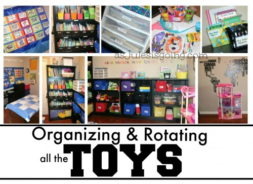 2014 School Room Toy Organization