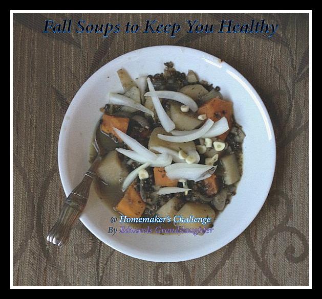 Simply Squash Soup