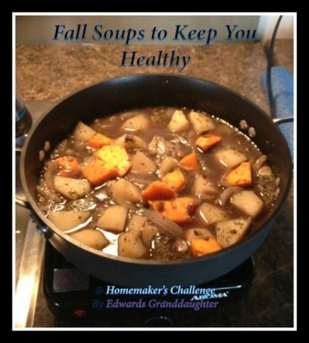 Fall Soups to Keep you Healthy2