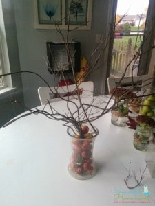 How to Make a Family Thankful Tree from Successful Homemakers