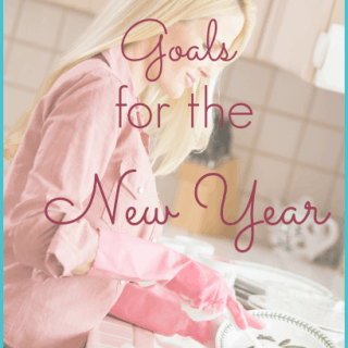 Homemaker's Goals for the New Year ~ Successful Homemakers