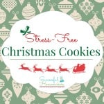 Stress-Free Christmas Cookies ~ Successful Homemakers