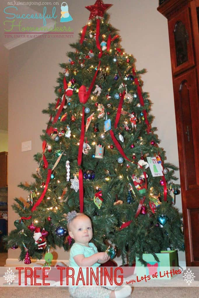 Tips for Tree Training with Lots of Littles
