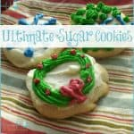 The Ultimate Sugar Cookie Recipe