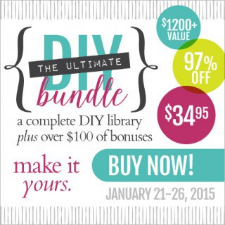 DIY Bundle sale ~ Successful Homemakers Be inspired with this incredible bargain packed with tips, how-tos, and advice!