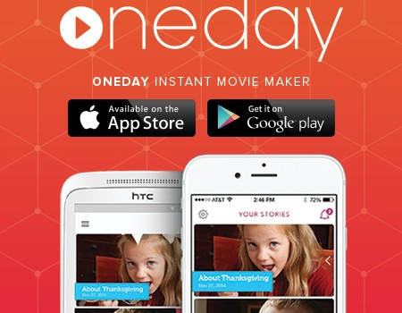 One Day App available for Android!