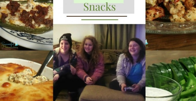 Family Game Night with Low Carb Snacks