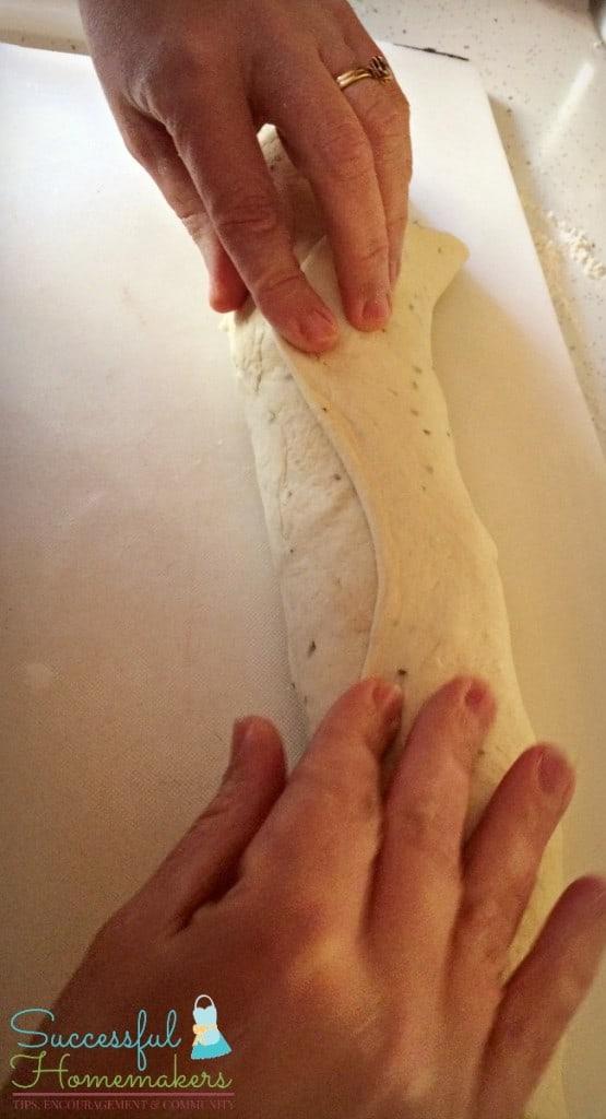 Pizza Bread ~ Successful Homemakers