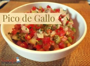 This Pico De Gallo recipe is super simple to create with only a few ingredients. You can tailor it to your taste!