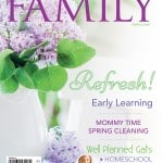 Family magazine subscription ~ Successful Homemakers
