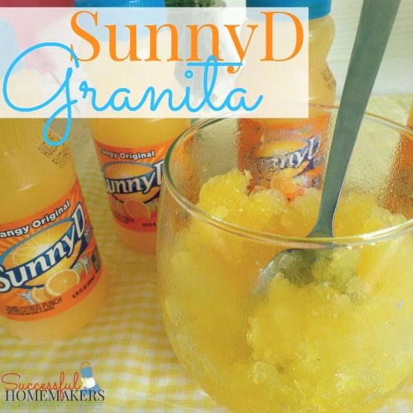 SunnyD Granita