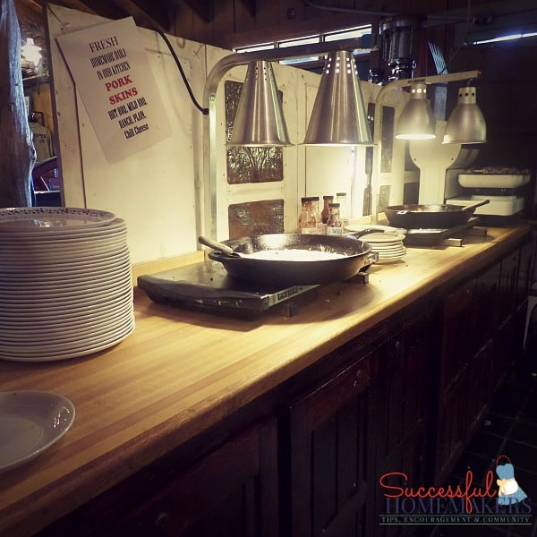 Homemaker's Review- The Smoke House- Monteagle, TN ~ Successful Homemakers