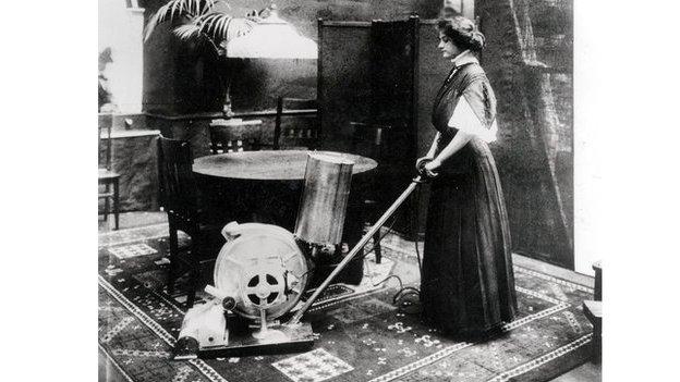 Tour of a 1910 Vacuum