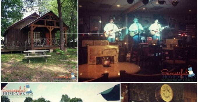 Homemaker's Review- The Smoke House- Monteagle, TN