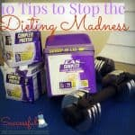 10 Tips to Stop the Dieting Madness