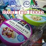 #LowCarb Road Trip #Foods ~ Successful Homemakers