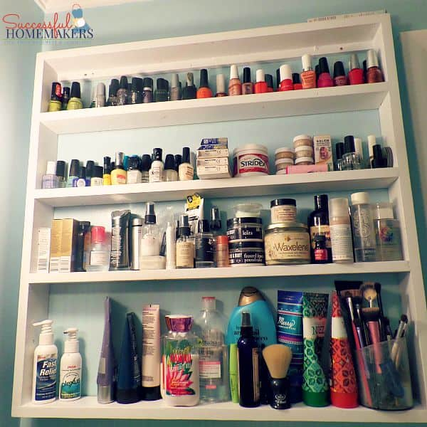 Simple Bathroom Updates ~ Successful Homemakers
