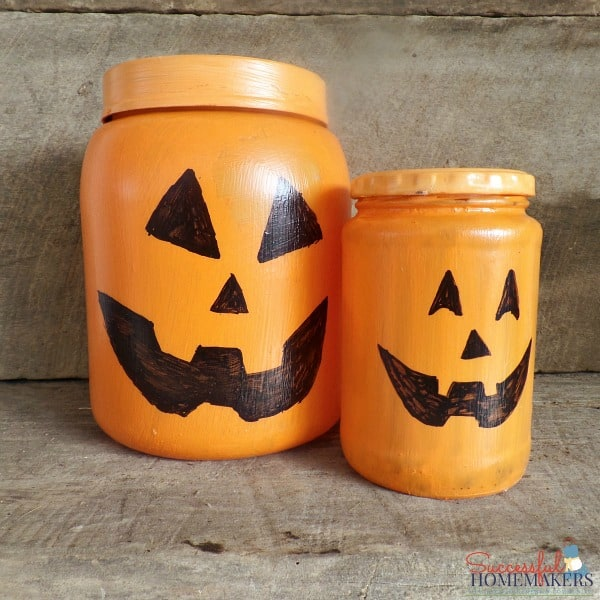 2 Simple and Quick Fall Crafts ~ Successful Homemakers
