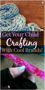 Get Your Child Crafting With Cool Brands!