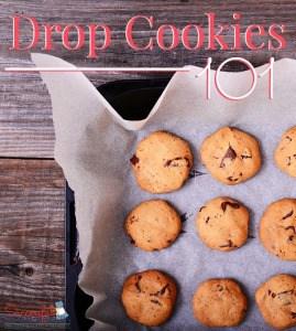 Drop Cookies 101 ~ Successful Homemakers