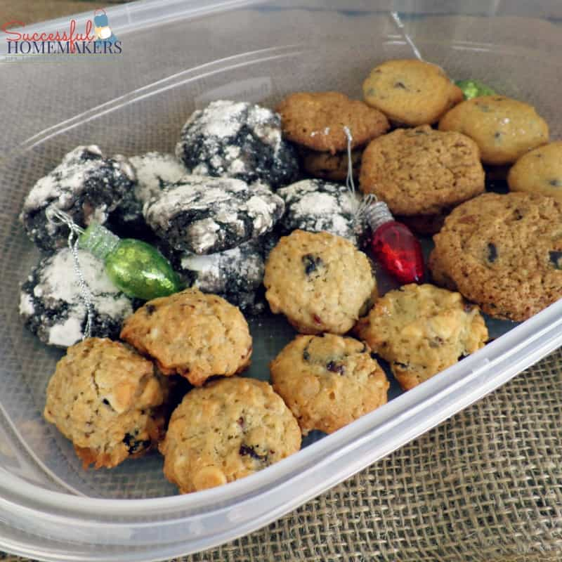 Homemade Gift Idea for Service Providers ~Successful Homemakers