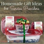 Homemade Gift Idea for Service Providers & Salted Caramel Turtle Fudge Recipe!