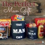 The Perfect Man Gift for Husbands, Dads, and Sons!