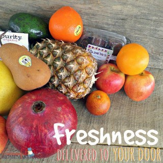 Freshness Delivered to Your Door ~ Successful Homemakers